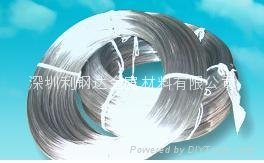 優質不鏽鋼彈簧鋼絲 2