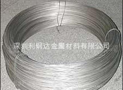 環保不鏽鋼中硬線 1