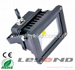 10w led flood light,led fluter 10w,LED reflektor