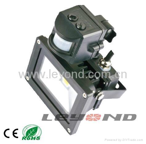 10w led flood light,led fluter 10w,LED reflektor 2