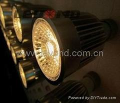 Anti-glare COB LED Spot Light,5W/7W/9W