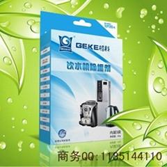 品牌电器商OEM产品-饮水机除垢剂