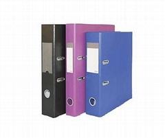 PVC lever arch file