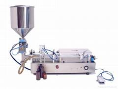 气动高粘度液体充填机