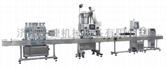 灌裝機械1洗滌類灌裝生產線