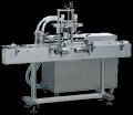 灌装机械1直线式双头液体灌装机