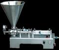 液体灌装1半自动膏体灌装机