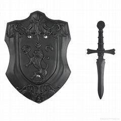EVA刀劍盾牌