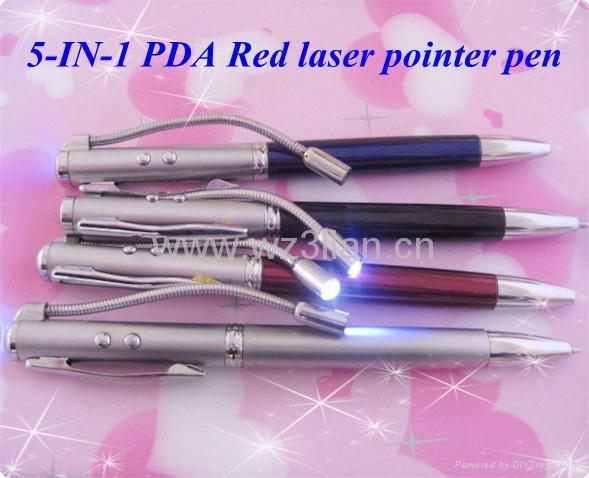五合一多功能激光笔 2