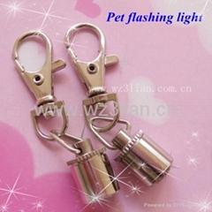 LED發光寵物燈寵物挂件