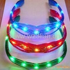 LED发光闪光眼镜