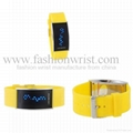 Fashion Water-resistant Sports LED Watch