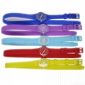 Silicone Long Straps Watches
