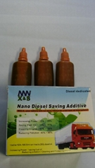 Nano diesel saving additive