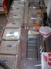 深圳烧烤车哪里买