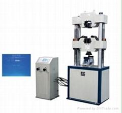 WES Series Electro-hydraulic Digital Display Universal Testing Machine