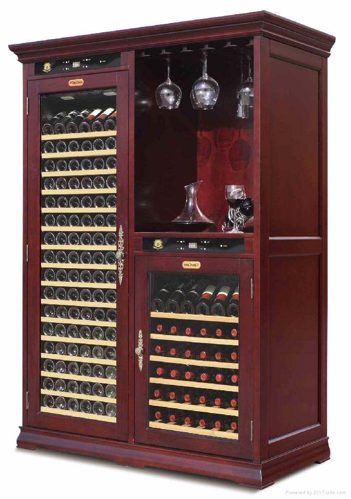 Wine Cabinets Cw 450lb Vinovave China Manufacturer