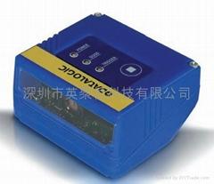 深圳TC1200固定式工業自動化產線一維掃描器