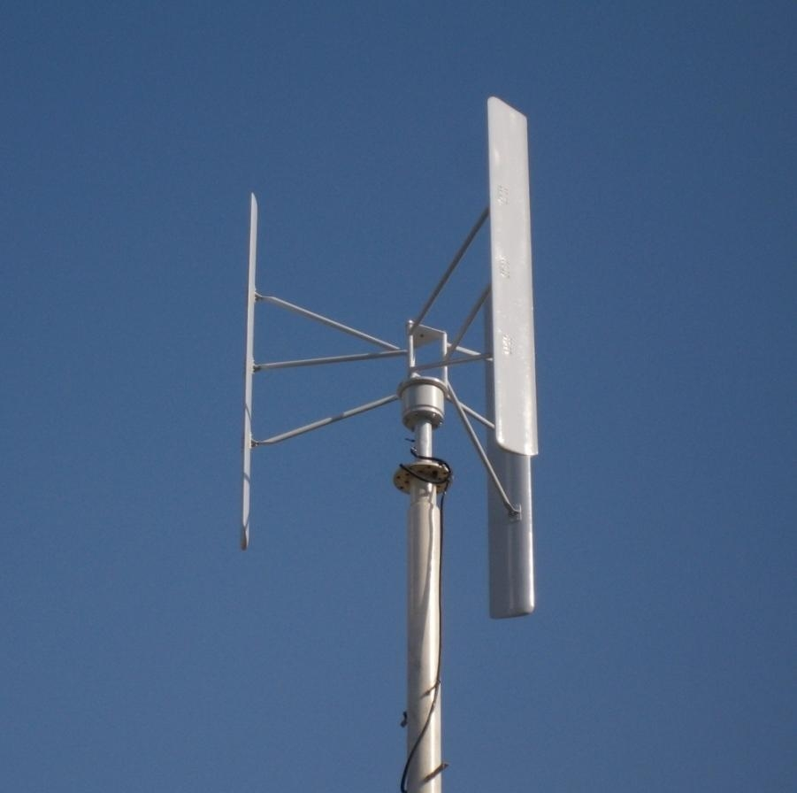 Vertical Axis Wind Turbines FDC-3KW-H - carbonfreeenergy