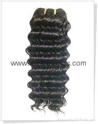 human hair weft 3