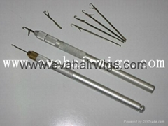 metal pulling needle
