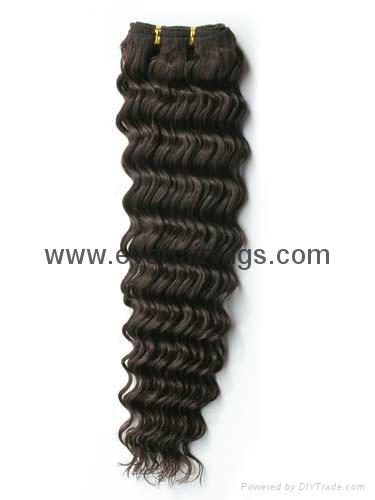 human hair weaving/hair extension 1