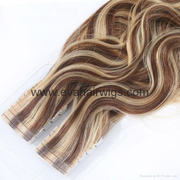 tape weft hair 1
