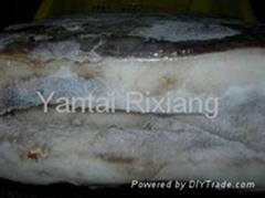 SEAFOOD GIANT SQUID FILLET SKIN-ON(SKYPE yatou21170)