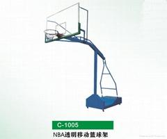 廣州籃球架