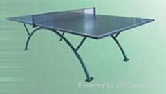 順德供應B-2002室外乒乓球台