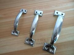 A type door pull wooden door pull handle