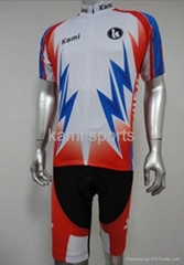 cycling garment