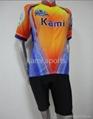 cycling garment