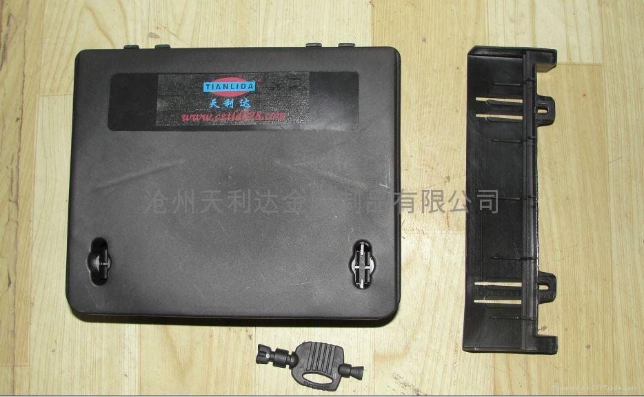 黑色pp 鼠类诱饵盒 3