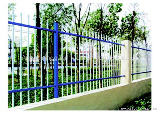 Ornamental metal fence wq xinguan china