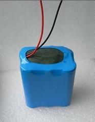 11.1V锂电池组