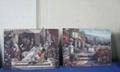 無框玻璃裝飾畫彩色圖案打印機  2