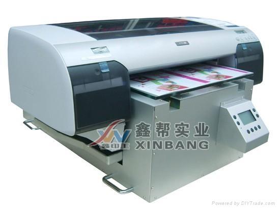 硅膠鼠標墊製作精美圖案印花機 2