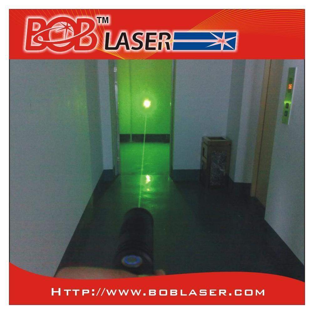 Green Burning Laser Pointer 700mw BGP 0018 BOB LASER China Manufacturer