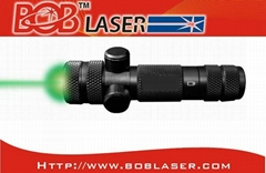 Green Laser Sight with 2 Adjusting Screws 5-50mw