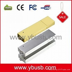 metal usb flash memory