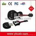 2GB Mini Guitar USB Flash Drive