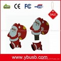 Santa Clause USB Gift