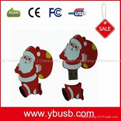 Santa Clause USB Gift