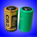 CR2 3.0V Cylindrical Lithium battery