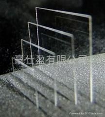 超白玻璃 100*100mm