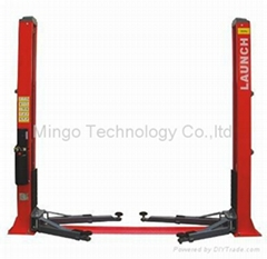TLT235SB Economical Floorplate Two Post Lift