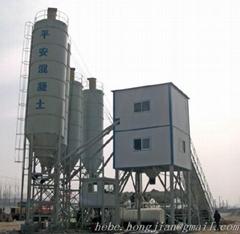 Concrete Mixing plant(HZS180)