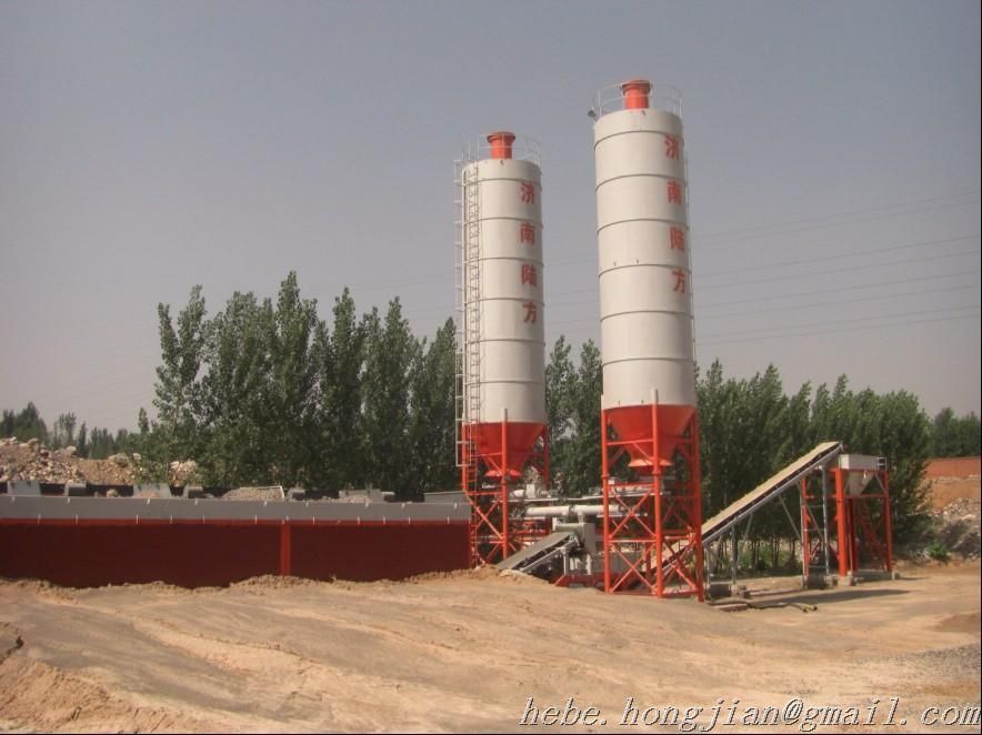 Stabilized soil mixing plant(WCB500) 1
