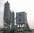 Concrete miixng plant(HZS180)